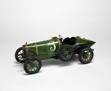 Sunbeam racing car, 1912.