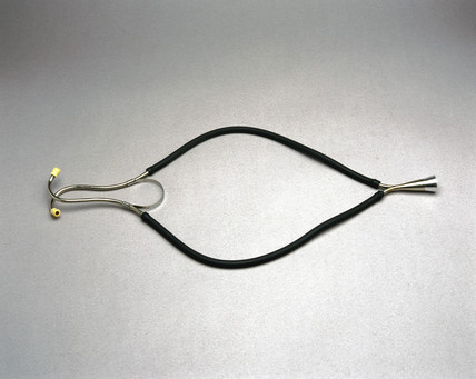Stethoscope, 20th century.