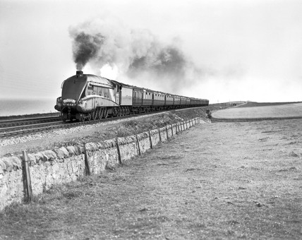 'Flying Scotsman', 1938.