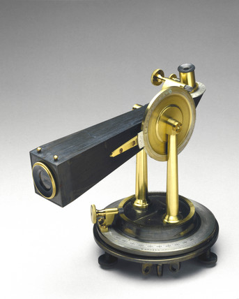 Wheatstone Polar Clock, 1848-1860.