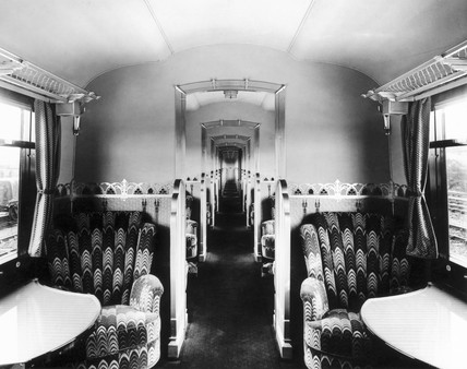 First Clas Coronation observation car, 193
