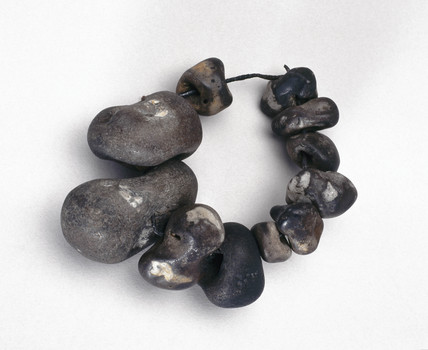 Amuletic stones, 19th century.