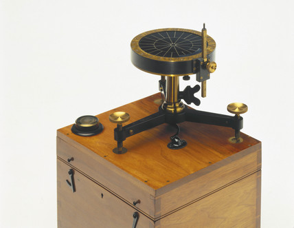 Fineman nephoscope, 1881-1890.