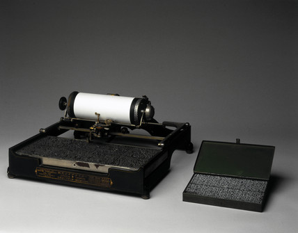 Japanese typewriter, c 1930.