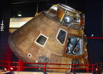 Apollo 10 Command Module, 1969.