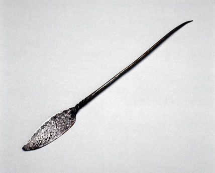 Thorn extracting instrument, Ugandan, c 1880.