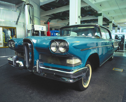 Edsel Corsair car, 1958.