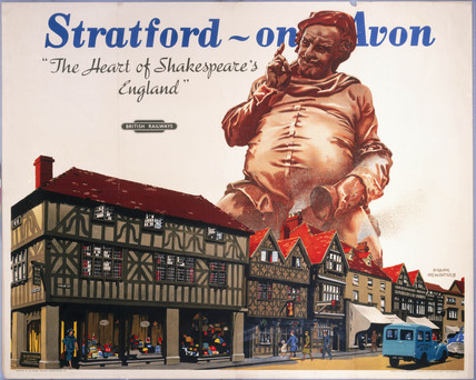 'Stratford-on-Avon, The Heart of Shakespear