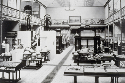The Educational Collection, South Kensington Museum, c 1860.