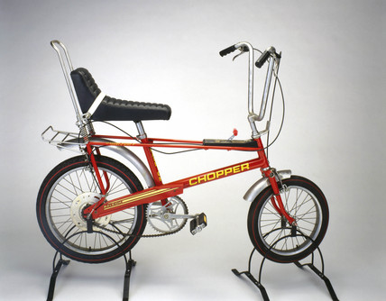 Raleigh 'Chopper' Mk2 bicycle, 1978.