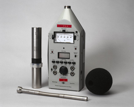 Precision integrating sound level meter, 1975-1979.