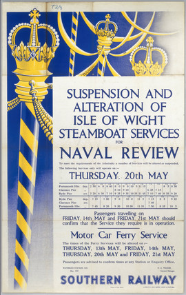 'Suspension and Alteration of Isle of Wight