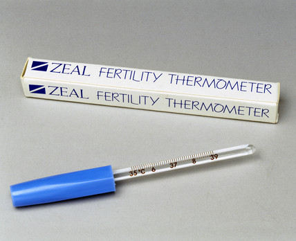 Zeal fertility thermometer, 2000.