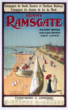 'Sunny Ramsgate', South Eastern & Chatham R