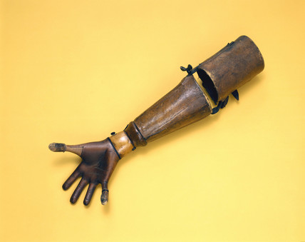 Artificial arm, c 1904.