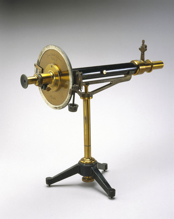 Schmidt and Haensch polarimeter, c 1900.