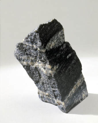 Acasta gneis rock sample from north-west Canada.