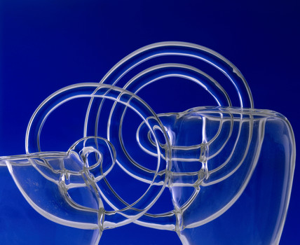 Two Klein bottles, 1995.