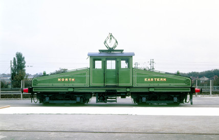 NER Electric Locomotive, 'bo-bo', No 1, 190