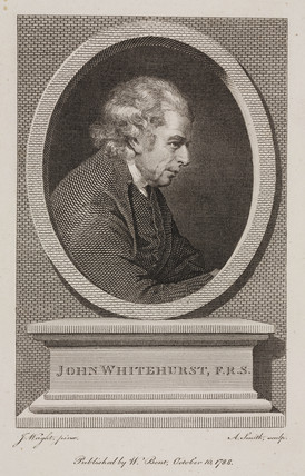 John Whitehurst, English horologist, c 1783.
