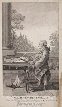 Alexis Claude Clairault (or Clairaut), French mathematician, 1763.