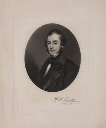 Sir Francis Pettit Smith, English marine engineer, c 1850s.