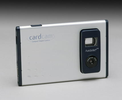 'Spy' Digital camera, 2002.