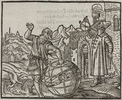 Astronomers, 1556.