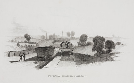 Whitwell Colliery, Durham, 1844.