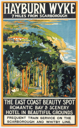 'Hayburn Wyke - The East Coast Beauty Spot'