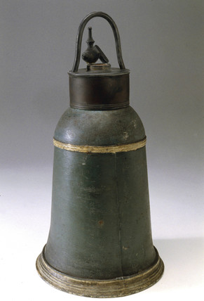 Halley's diving bell, early 18th century.
