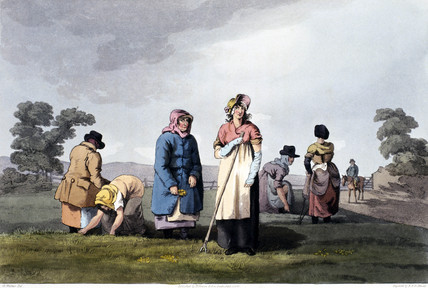 'Lowkers', 1813.