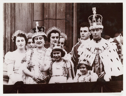 The Royal Family, 1937.