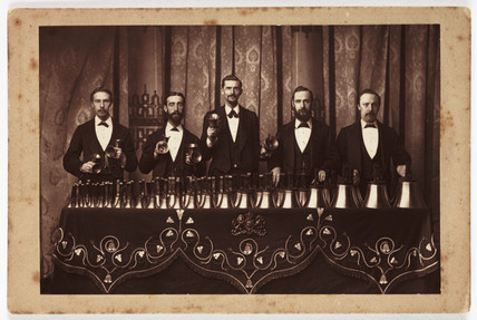 'The Royal Hand-Bell Ringers', 1878.