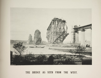 'The Bridge As Seen From The West', 1887