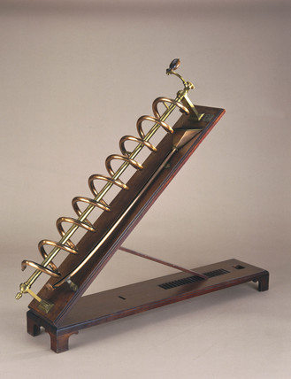 Archimedes' screw, 1761-1762.