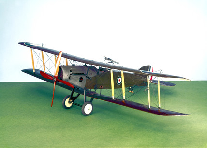 Bristol Fighter, 1916.
