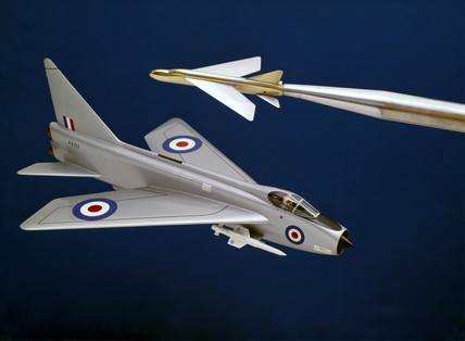English Electric Lightning, 1949-1959.