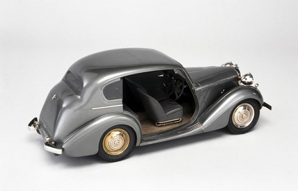 Sunbeam-Talbot 10 hp motor car, 1946.