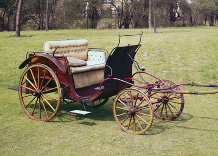 Eridge cart, late 19th century.