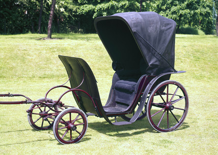 Pony Bath Chair, owned by Queen Victoria, 1893.