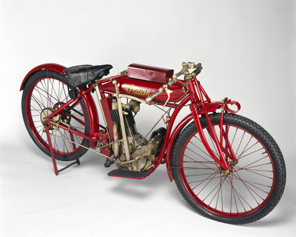 Indian Motorcycle 1911 At Science And Society Picture