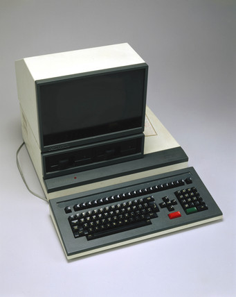 Compucorp Model 775 word procesor, 1980-1985.