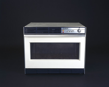 Microwave cooker model HN 1102, by Philips, 1968.