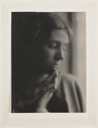 'Praying Hands' [Beatrice Baxter Ruyl], 1905.