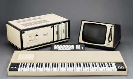 Fairlight Computer Musical Instrument Mark 1, 1982