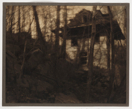 'The Haunted House', 1904