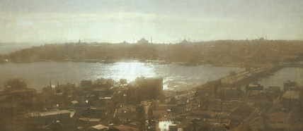 The Golden Horn and the Galata Bridge, Istanbul, c 2004.