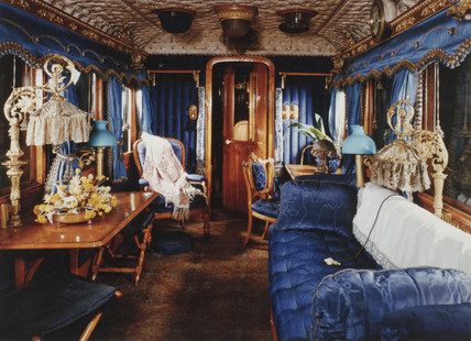Queen Victoria S Railway Carriage C 1890 At Science And
