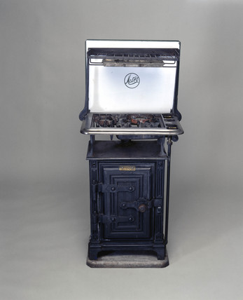 'Metro' gas cooker no 370750, 1920-1925.